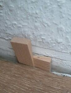 Das Bild Wird Geladen 88 X Holzkeile Hartholz Zubehoer Montage Keile Zur