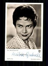 Anita Gutwell UFA Autogrammkarte Original Signiert TOP## BC 857
