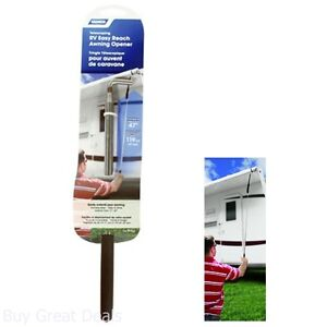 RV Easy Reach Awning Opener Pole Storage Camping Travel ...