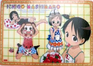 Ichigo-Mashimaro-Group-Plastic-Desk-Mat-Anime-NEW