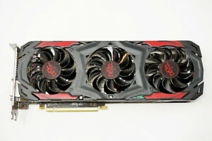 Powercolor-Radeon-RX-480-8GB-Red-Devil-Graphics-Card-Fast-Ship-Cleaned-Te