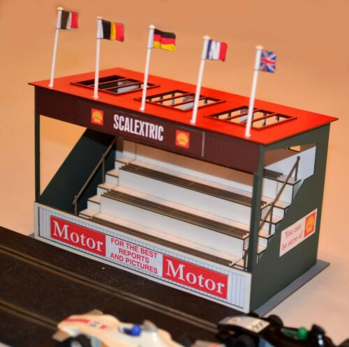 for Scalextric//Other Layouts Vintage Scalextric Grandstand 1:32 Scale Kit