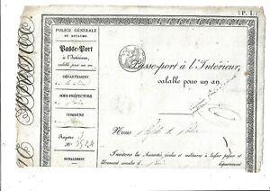 Passaporto-a-Interno-RAM-Eugene-Emouleur-26-Agosto-1844-Rif-E36