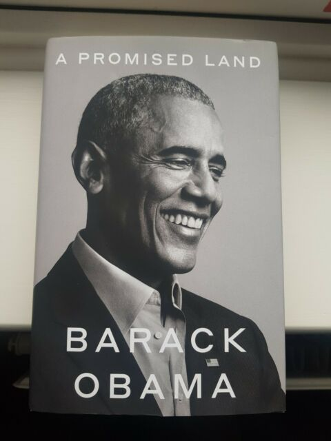 A Promised Land By Barack Obama - Autobiography Hardback Book - Brand New