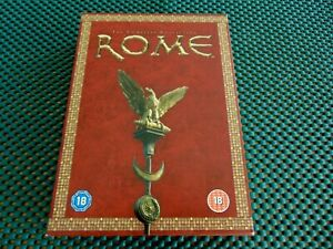 DVD-Box-Set-Rome-The-Complete-Series-1-amp-2-11-DVDs