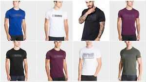 883-Police-Mens-Casual-Cotton-Fashion-New-Graphic-Printed-Designer-T-shirt-Tee