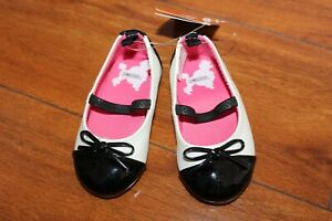 NWT-GIRLS-GYMBOREE-SZ-6-SHOES-POSH-AND-PLAYFUL