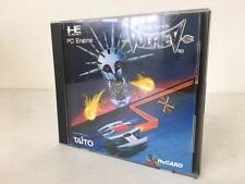 NEC PC-Engine Hu-Card VOLFIED Japan JP GAME z2208