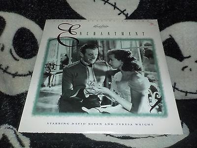 AnpassungsfäHig Enchantment Neu Originalverpackt Pioneer Se Laserdisc Ld David Niven Gratis