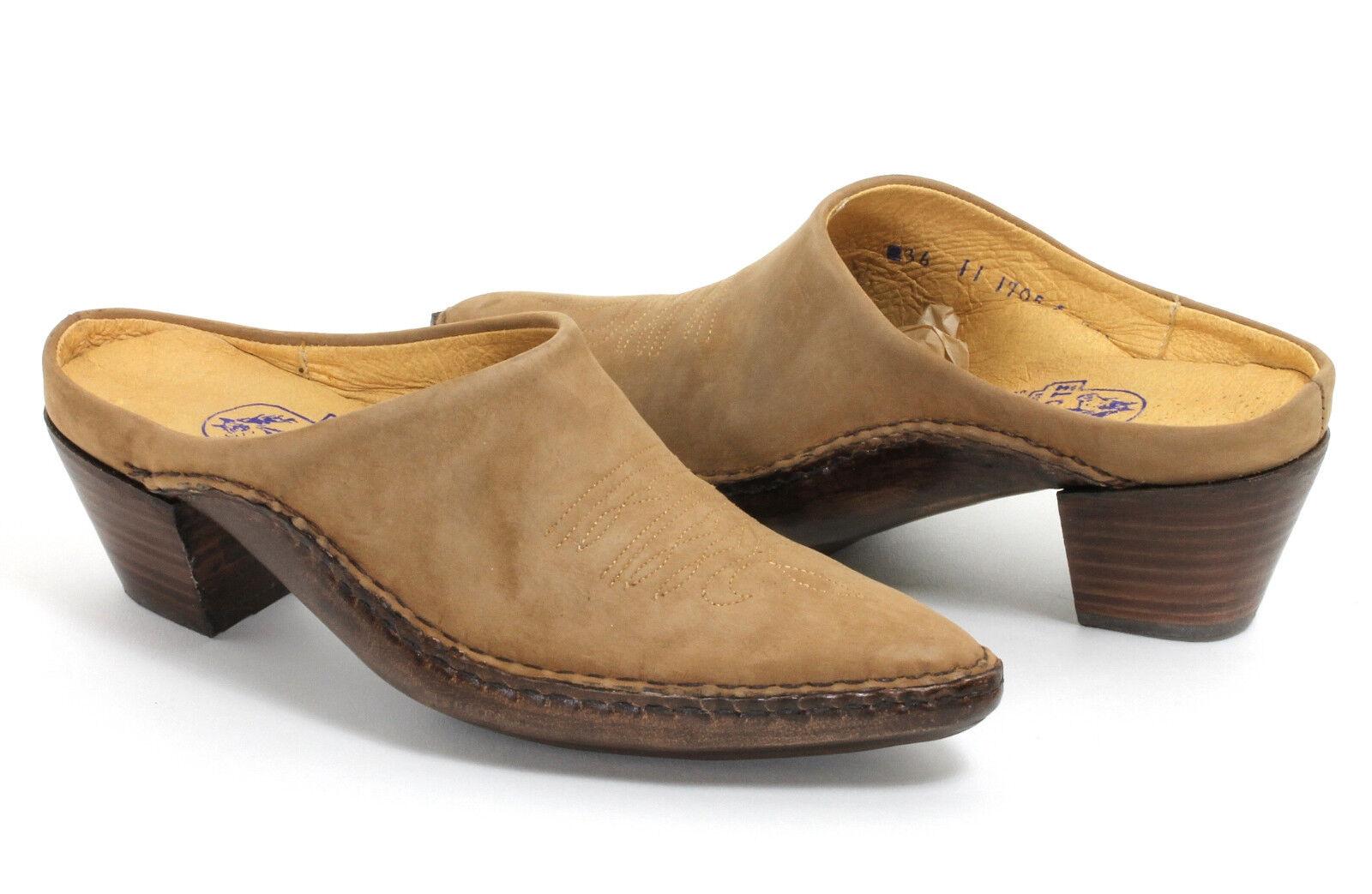 Cowboystiefel Westernstiefel Pantoletten Texas Stiefel 36 Catalan Style El Canelo 36 Stiefel 0df46d