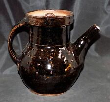 Willem Gebben Studio Pottery Tea Coffee Pot David Eeles Warren MacKenzie