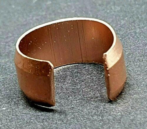 Ear Cuff Earring PURE COPPER Scalar Microbial Cuff Unisex Boho Ethnic Jewellery