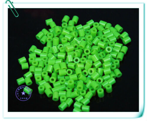 1000pcs Perler Hama 5mm Beads Refill Pack 36 Colors Kids Crafts Free Shipping