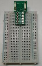 2x ESP8266 ESP-12 ESP-07 Breadboard Friendly Adapter Plate  FROM **USA**