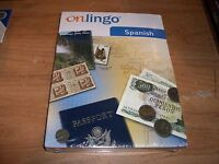 Onlingo Spanish Level 1 Cd Rom Win/mac Language Learning Instructional Program