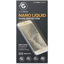 Nano Liquid Screen Protector Glass iPhone 6s Galaxy Edge Plus All Smartphones