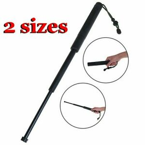 2xMultifunctional Expandable Trekking Pole Emergency Escape Safety Tools Outdoor