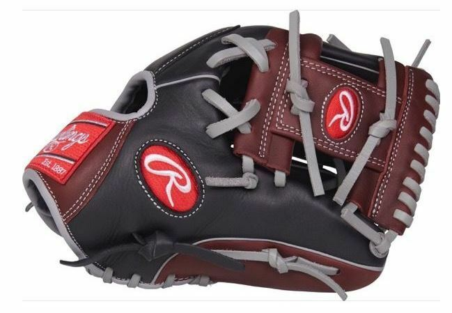 Rawlings Baseball R9 serie 11.5  Infield Guante Mano Derecha lanzador R9204-2BSG