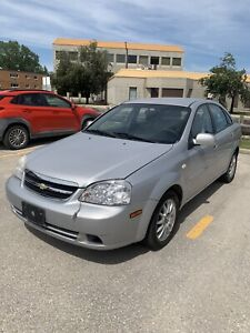 CLEAN TITLE 2005 CHEVROLET OPTRA SAFETIED $3450*