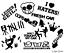 11-Aufkleber-im-Set-I-Love-Blitzer-Krone-Sticker-Autoaufkleber-Tuningfreunde Indexbild 9