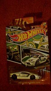 "Hot Wheels - ""Police"" Series - #4/5 Lamborghini Aventador ..."