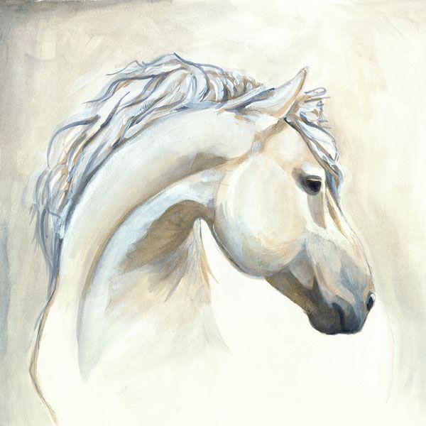 Laurencon  Cavallo Cavallo Cavallo I barella-immagine Schermo CAVALLO TESTA muffa moderno 2114f8