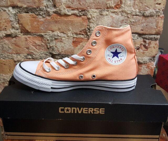 c8f47834131e52 CONVERSE CHUCK TAYLOR ALL STAR HI-Top Tennis Shoes Sneakers Sunset Glow NIB