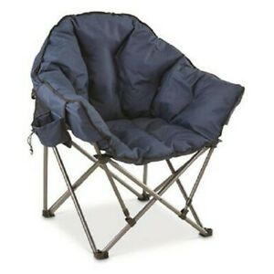 Guide Gear Oversized Club Folding Camp Chair 500 Lb