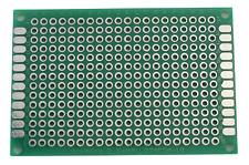 4 Pcs Single Sided Universal Pcb Proto Prototype Perf Board 46 4x6 Cm