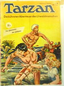 1 X Bd-tarzan-fascicule Nº 12-mondial-afficher Le Titre D'origine