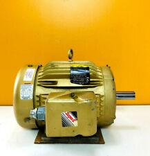 Baldor Em3770t 75 Hp 1770 Rpm 208 230460 60 Hz 3 Ph Electric Motor Tested