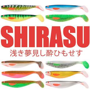 BALZER-SHIRASU-UV-Booster-Shad-6-10-13-17cm-Gummifisch-super-UV-aktiv