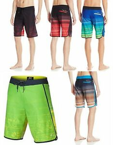 282c290995 NEW Oakley Mens THE BLADE STRAIGHT EDGE BOARDSHORTS Swimwear 32 33 ...