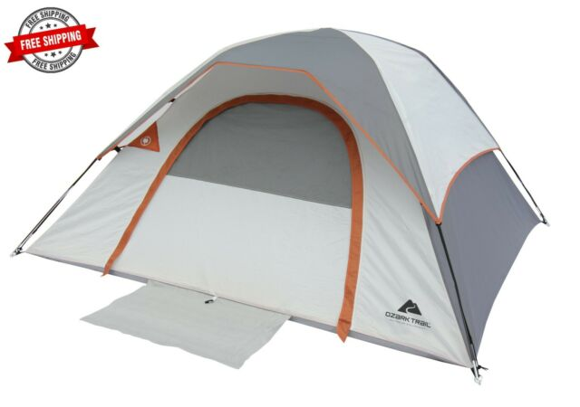 3 Person Tent Family Outdoor Portable Waterproof Camping Shelter Cabin Dome