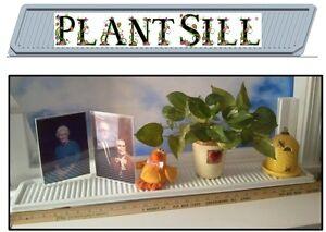 Plantsill Window Shelf Windowsill Extender Plant Flower