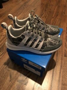 2ed6295e83dc7 ADIDAS SL LOOP RUNNER X WISH  2 DOLLAR BILL Independence C77293 SIZE ...