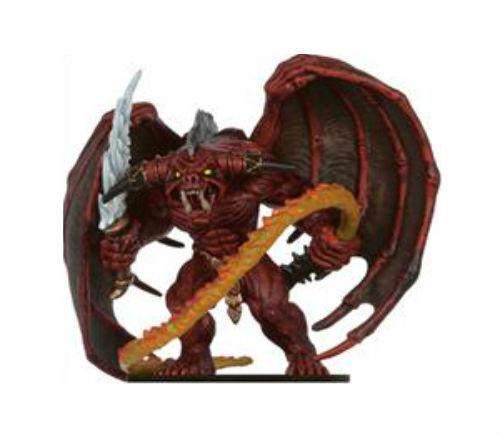 D&D miniaturas Balor legendario males