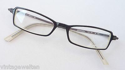 Brillen Coconuts Schwarze Schmale Brillenfassung Für Frauen Innen Hell Grösse M