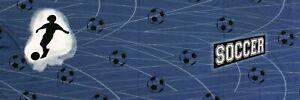 1-60-m-Jersey-Stoff-Soccer-blau-blue-65-cm-schwarz