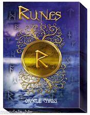 Oracle des Runes - 24 Cartes et Livret