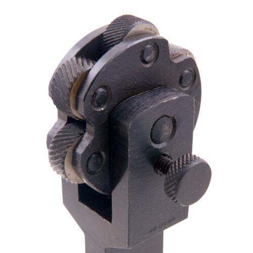 3K REVOLVING HEAD KNURLING TOOL WITH 3 SETS OF KNURLS 2220-0008