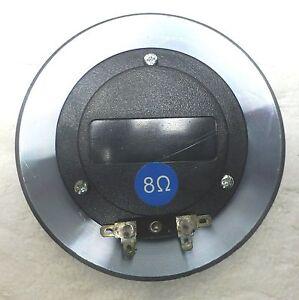 """Remplacement Bolt-on pilote - 1"""" sortie pour Yamaha JA 4201; S4115H Cabinet 8 ohms"""