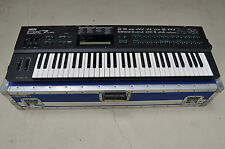 Yamaha DX7 II-FD Synthesizer - Original Owner w/Anvil Case & 4 Cartridges