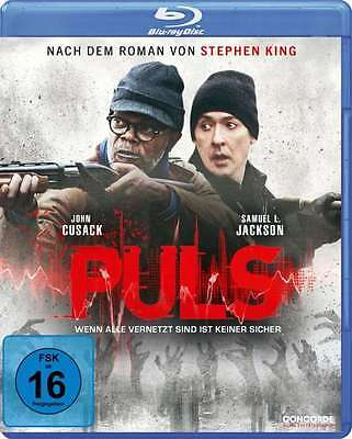 Puls - John Cusack - Samuel L. Jackson - Blu Ray
