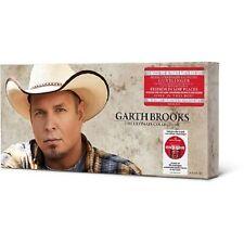 Garth Brooks The Ultimate Collection w/ gunslinger cd 10cd target globalshipping