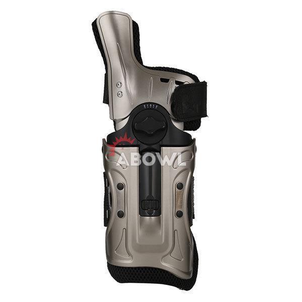 REV Changer Premium COBRA RIGHT HAND CHAMPAIGN gold Bowling Wrist Support_Va