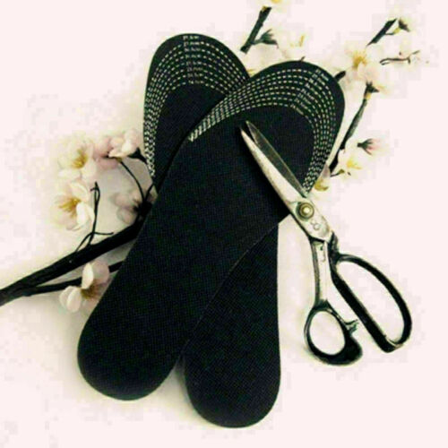 Einlegesohlen Bamboo Charcoal Deodorant Cushion Foot Shoe-Pads