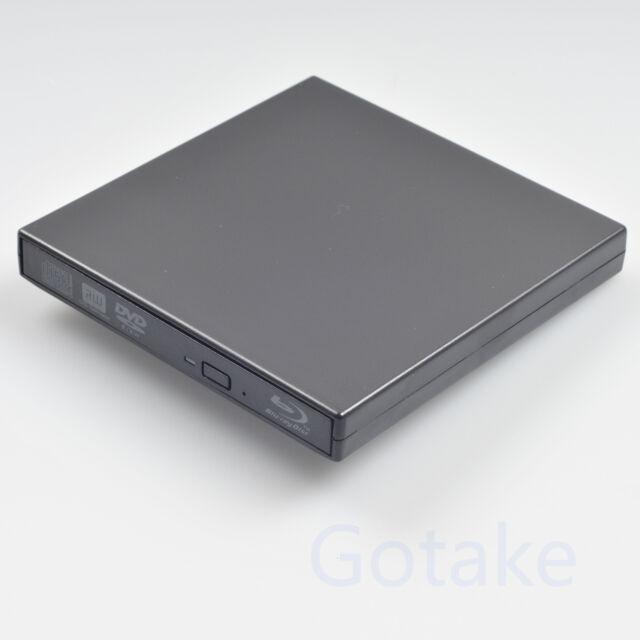 Esterno Blu-ray BD-R DL Combo Movie Player USB ottica DVD CD RW masterizzatore