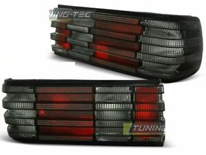 Tail-Lights-for-Mercedes-S-CLASS-W126-82-93-Red-Smoke-WorldWide-FreeShip-US-LTME