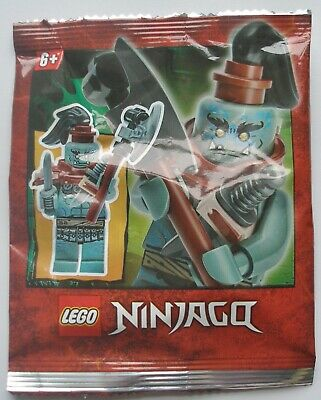Lego ® Ninjago ™ Limited Edition Minifigure munce with Axe ...